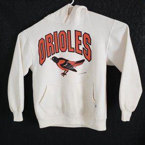 Vintage Russell Athletic Baltimore Orioles Hoodie